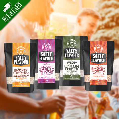 Salty Flavour Bundle