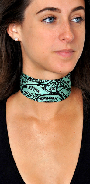 Action Against Hunger Ty Scarf - teal/black