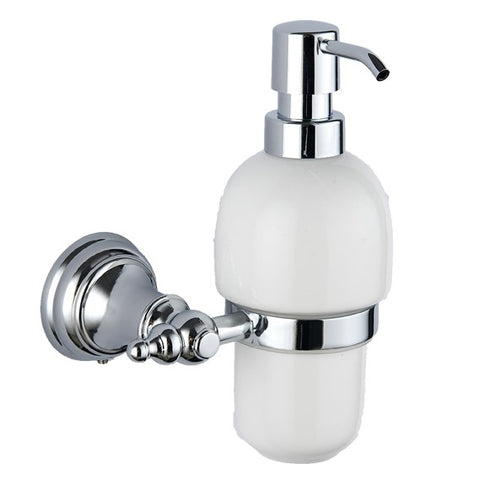 K-Vit Astley Soap Dispenser & Holder - Kent Plumbing Supplies