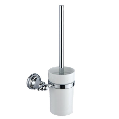 K-Vit Astley Toilet Brush & Holder - Kent Plumbing Supplies