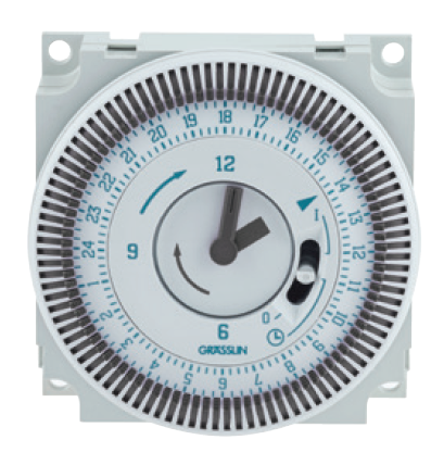 Biasi Mechanical Switchable Clock - Kent Plumbing Supplies