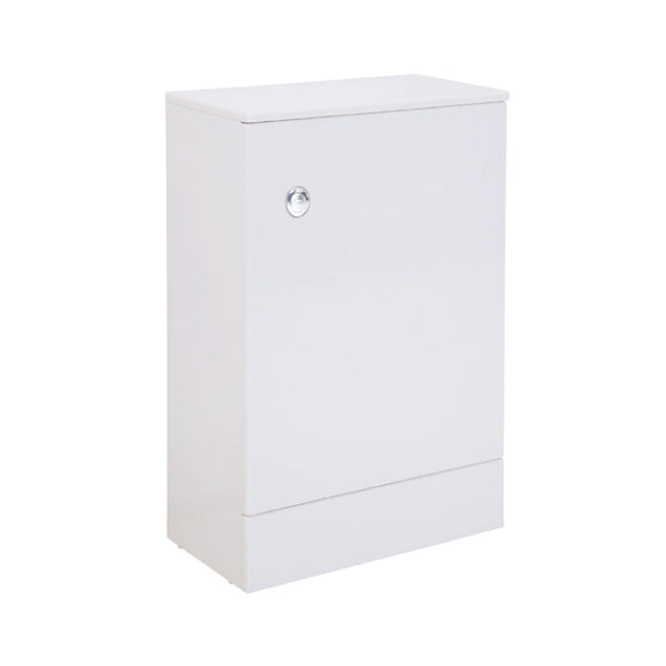 Kartell K-Vit Liberty 500mm WC Unit & Cistern - White
