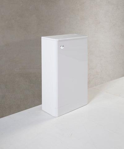 Kartell K-Vit Options 500mm WC Unit & Cistern - White