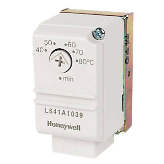 Honeywell L641A Cylinder Thermostat - Kent Plumbing Supplies