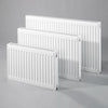K-Rad Kompact 750mm x 800mm Type 22 Double Convector Compact Radiator - Kent Plumbing Supplies