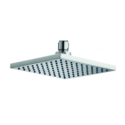 Pura ABS 200mm Square Shower Head KI084 - Kent Plumbing Supplies
