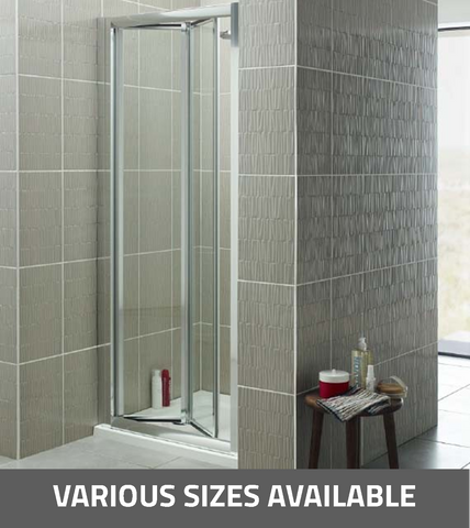 K-Vit Koncept Bi-Fold Shower Enclosure - Kent Plumbing Supplies