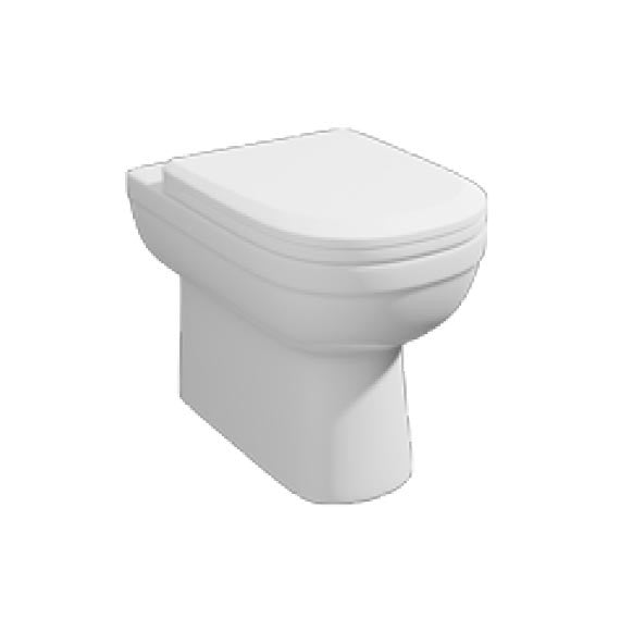 K-Vit Lifestyle Comfort Height BTW WC - Kent Plumbing Supplies