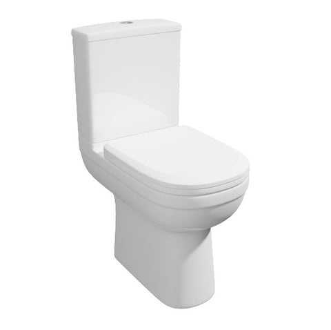 K-Vit Lifestyle Comfort Height C/C WC - Kent Plumbing Supplies