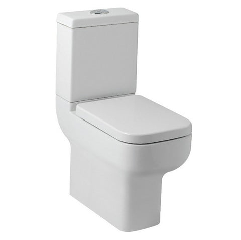 K-Vit Options 600 Comfort Height C/C WC - Kent Plumbing Supplies