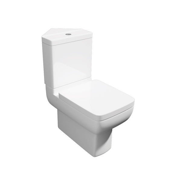 Kartell K-Vit Options 600 Comfort Height C/C Corner WC