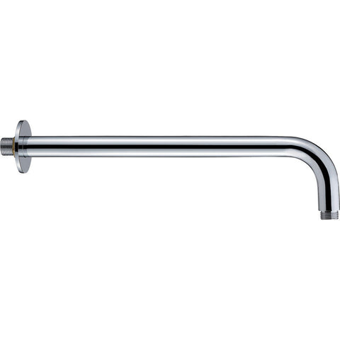 Pura Brass Round Shower Arm KI029 - Kent Plumbing Supplies