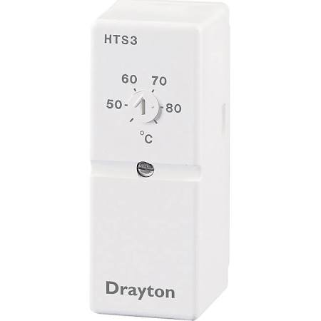 Drayton  HTS3 Cylinder Thermostat - Kent Plumbing Supplies