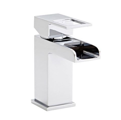 K-Vit Adore Basin Mixer & Waste - Kent Plumbing Supplies