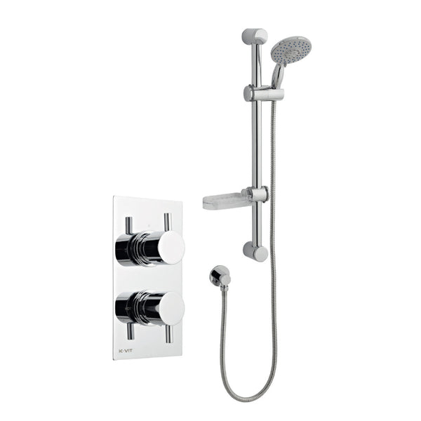 K-Vit Plan Shower Option 1 - Kent Plumbing Supplies