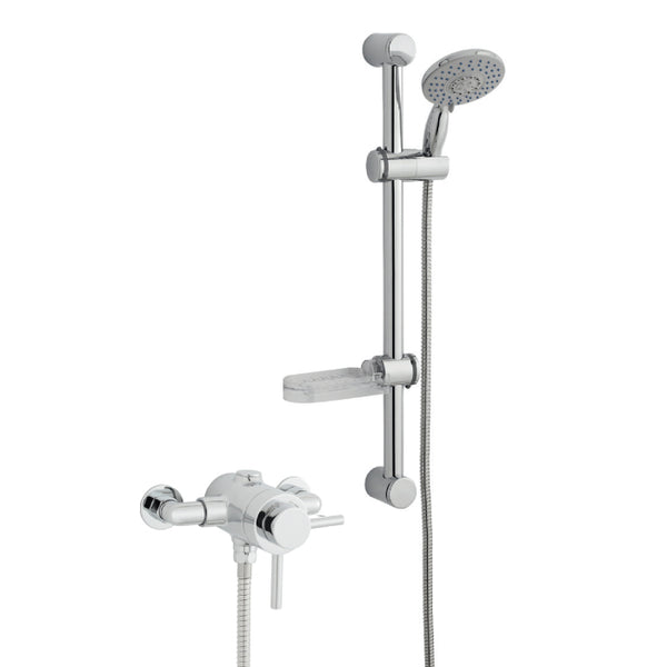 K-Vit Plan Shower Option 4 - Kent Plumbing Supplies