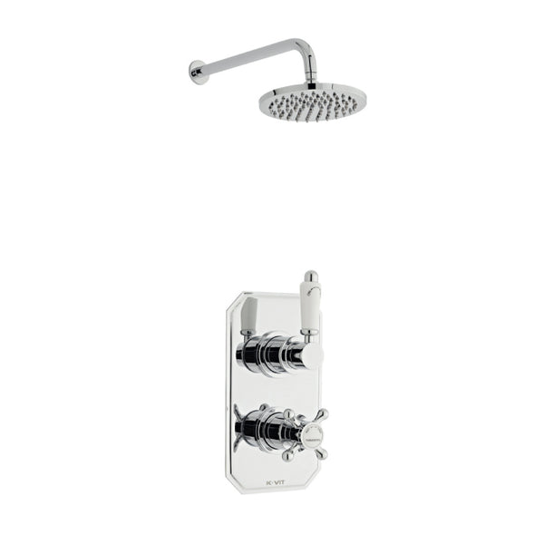 K-Vit Viktory Shower Option 2 - Kent Plumbing Supplies