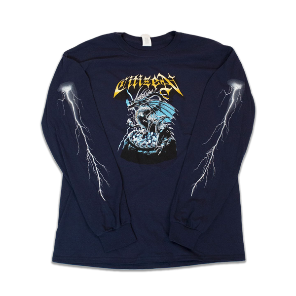 DRAGON LONGSLEEVE (NAVY)