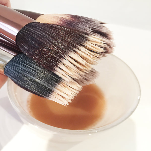 Makeup Brush Cleaning 101.....