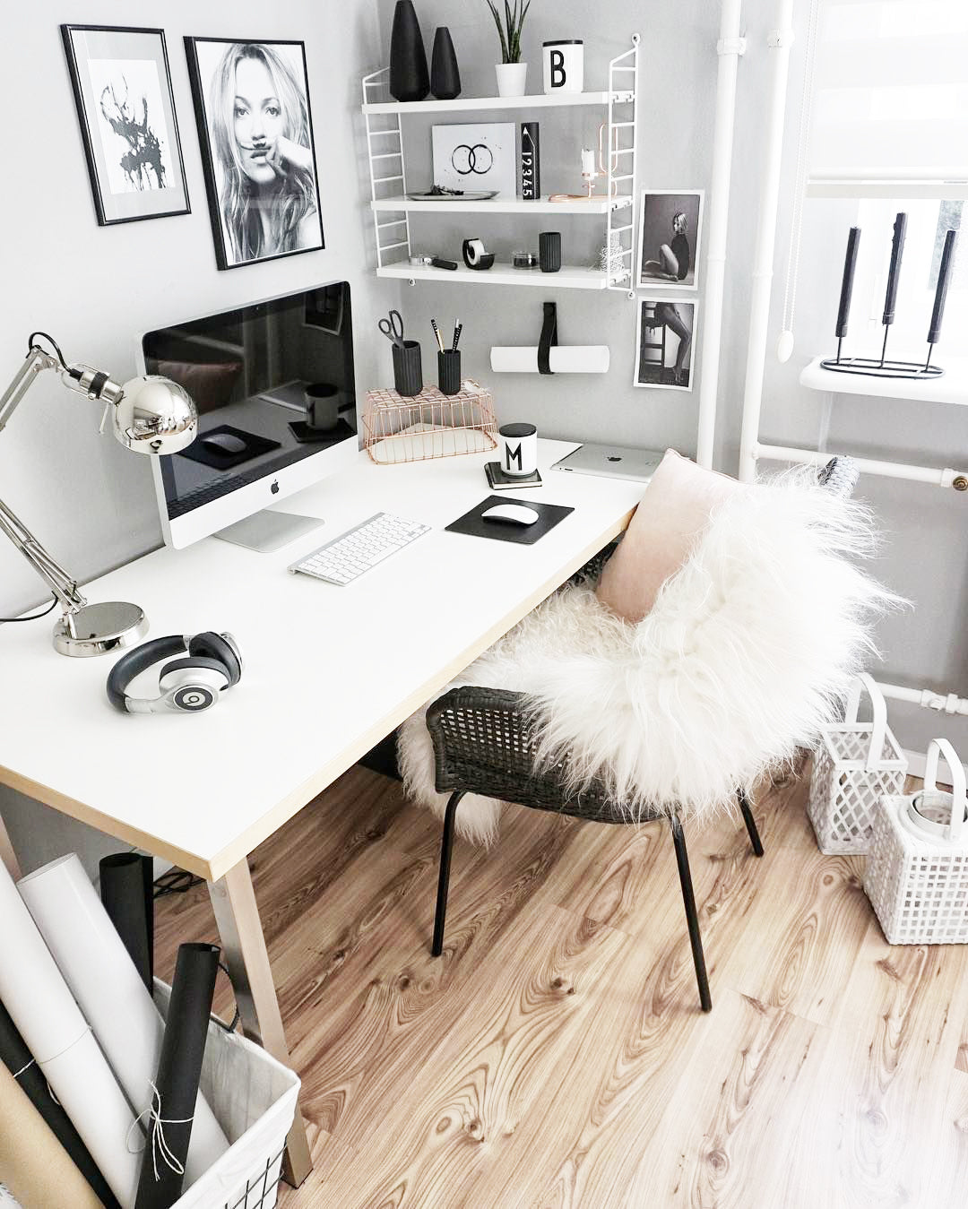 WORKING FROM HOME - GET ORGANIZED.....