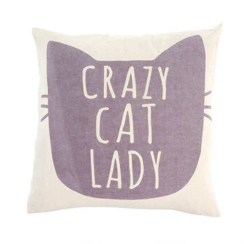 Crazy Cat Lady - Cushion