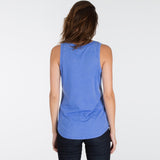 Z Supply Pocket Tank Indigo Blue