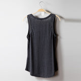 Z Supply Pocket Tank Charcoal