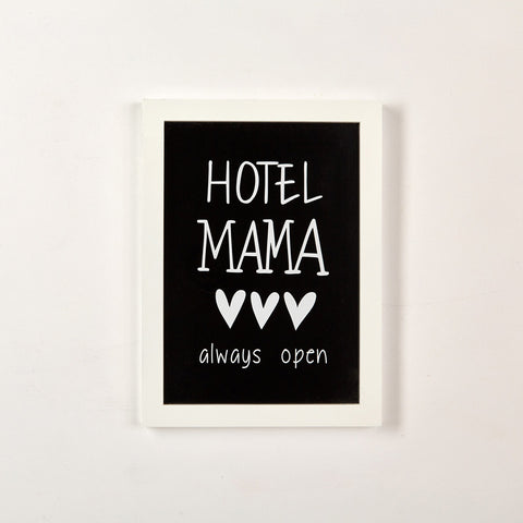 Two's Company Gallery Wall Art 'Hotel Mama'