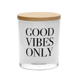 Good Vibes Only - Candle By Damselfly