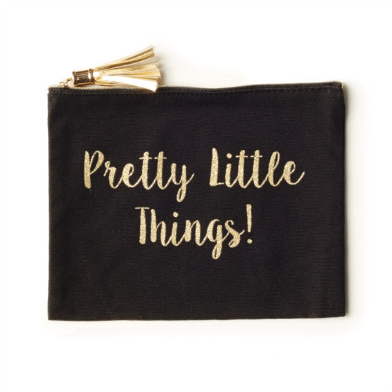 Pretty Little Things - Glitter Makeup Pouch