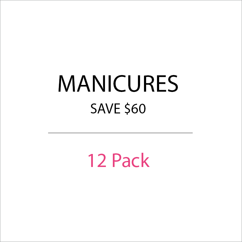 Manicures - 12 Pack