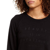 "Good hYOUman The Smith ""Beauty Is In Everything Look Closer"" Sweatshirt"