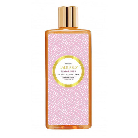 Lalicious Sugar Kiss Shower Oil & Bubble Bath