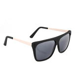 "Quay Sunglasses ""On The Low"" - Black/Smoke Lens"