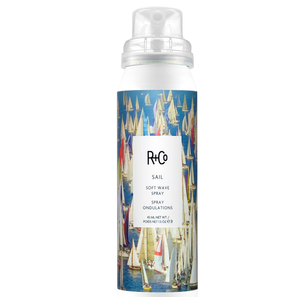 R+Co Sail Soft Wave Travel Size Spray