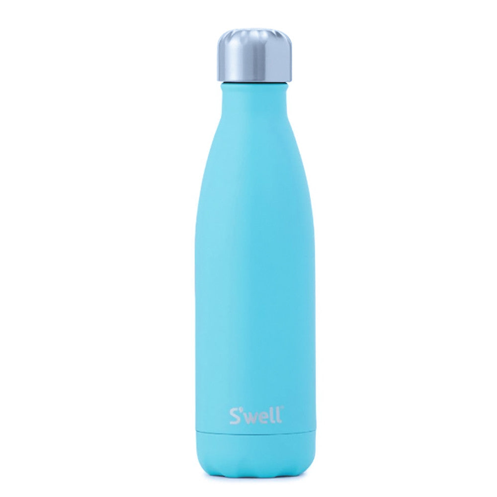 S'well Water Bottle Turquoise Blue