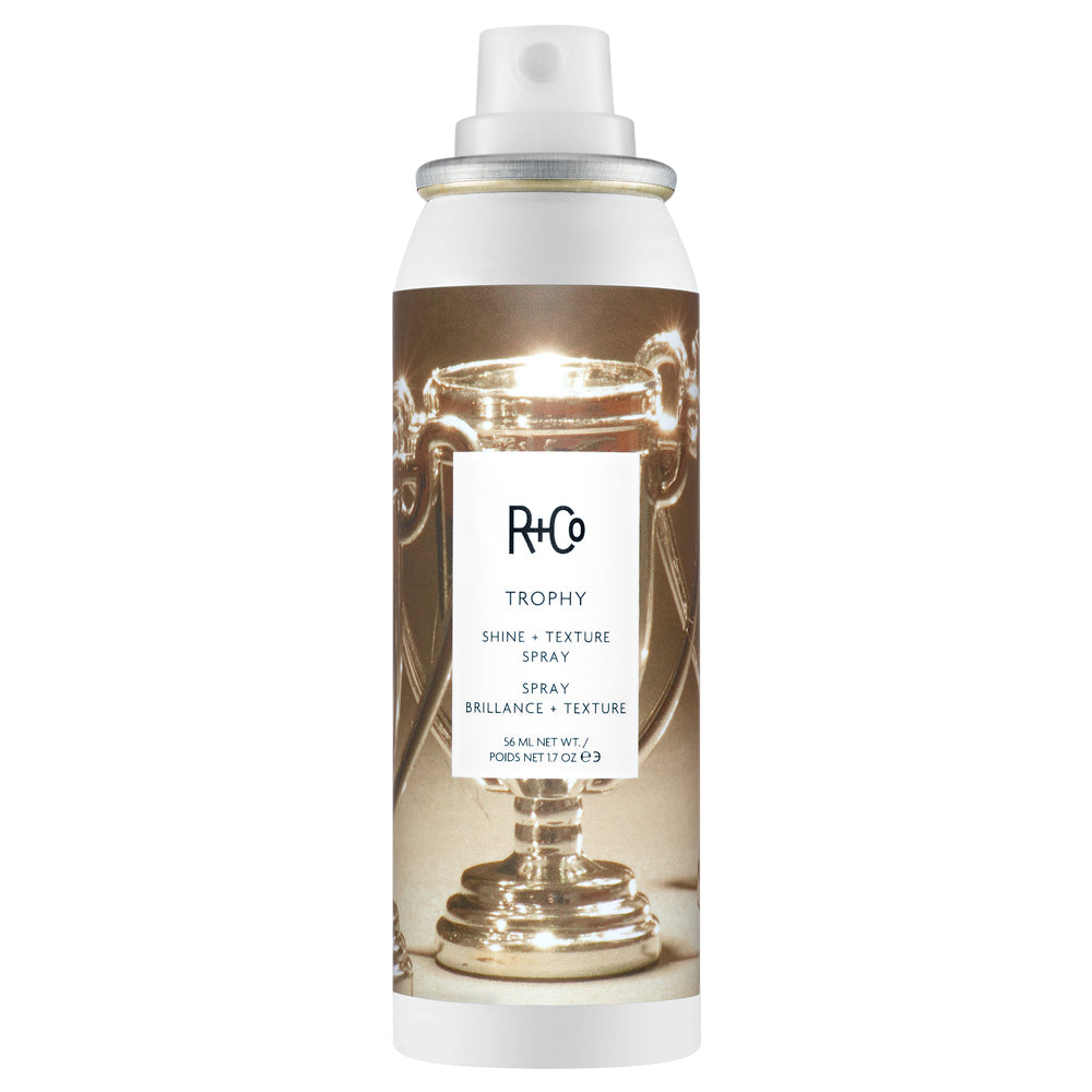 R+Co Trophy Shine And Texture Travel Size Spray