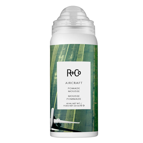 R+Co Aircraft Pomade Travel Size Mousse