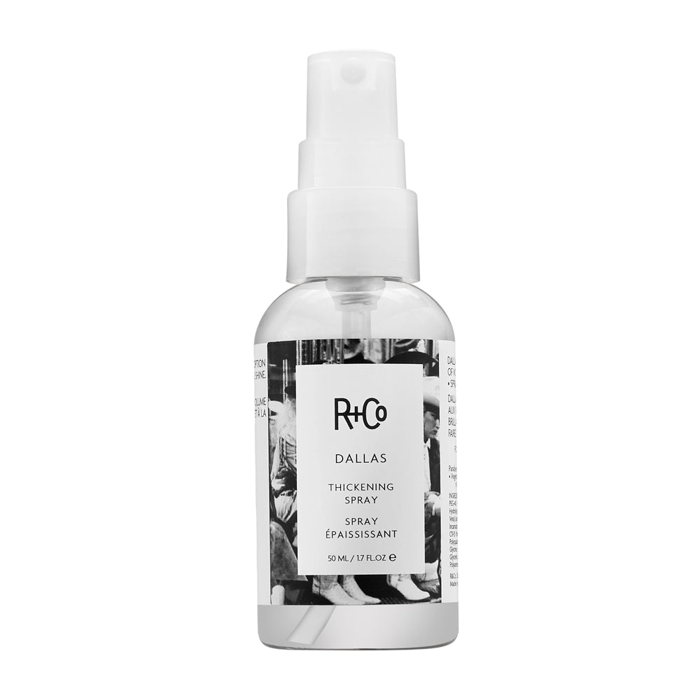 R+Co Dallas Travel Size Thickening Spray