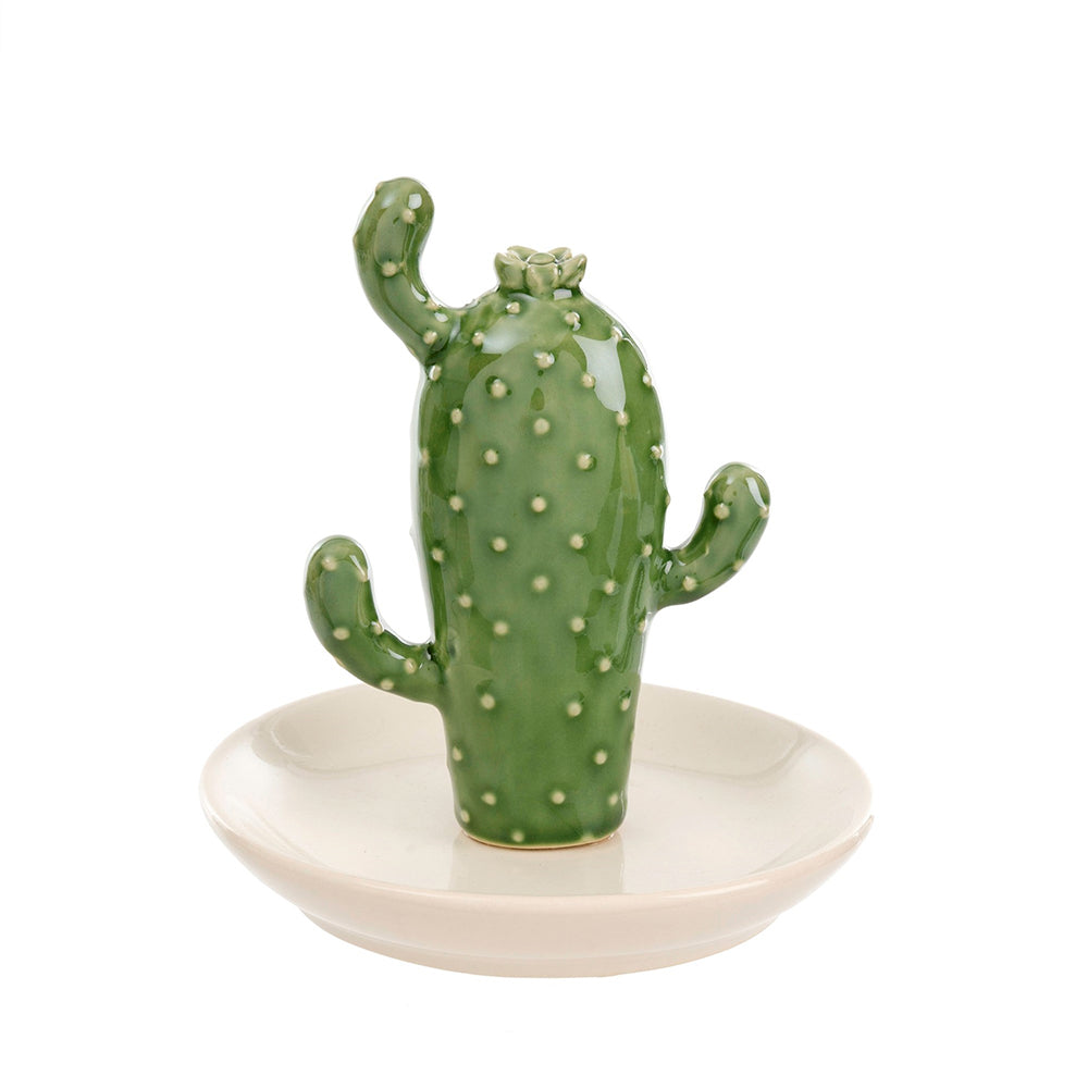 Large Cactus Ring Holder