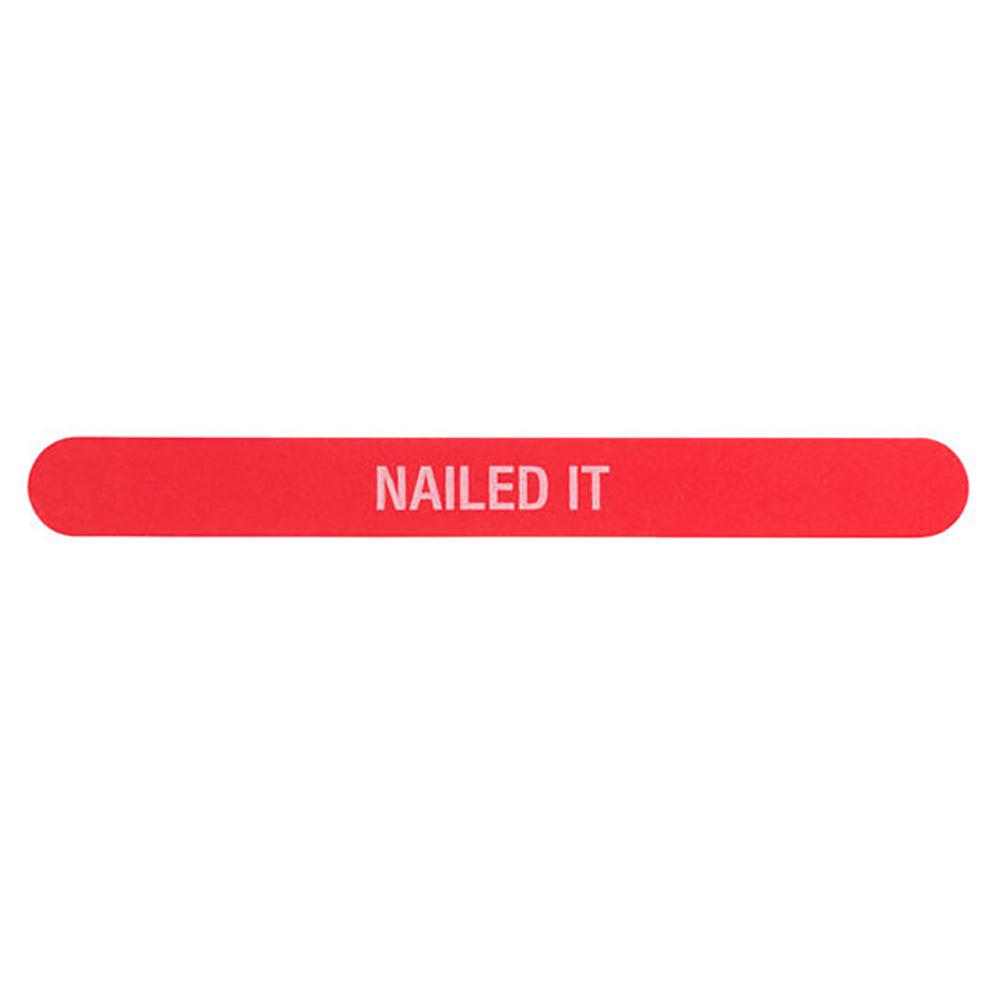 Nail File - Nailed It