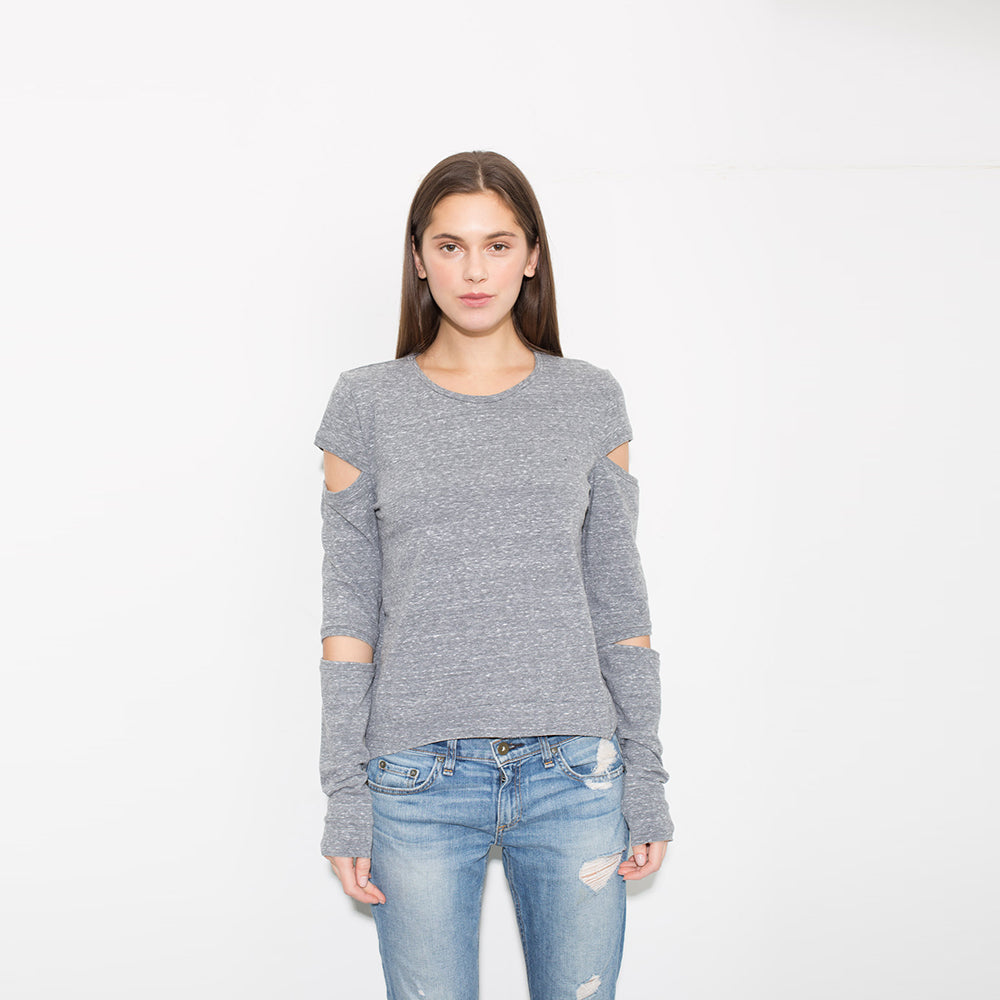 Generation Love Regina Cut Out Sweatshirt