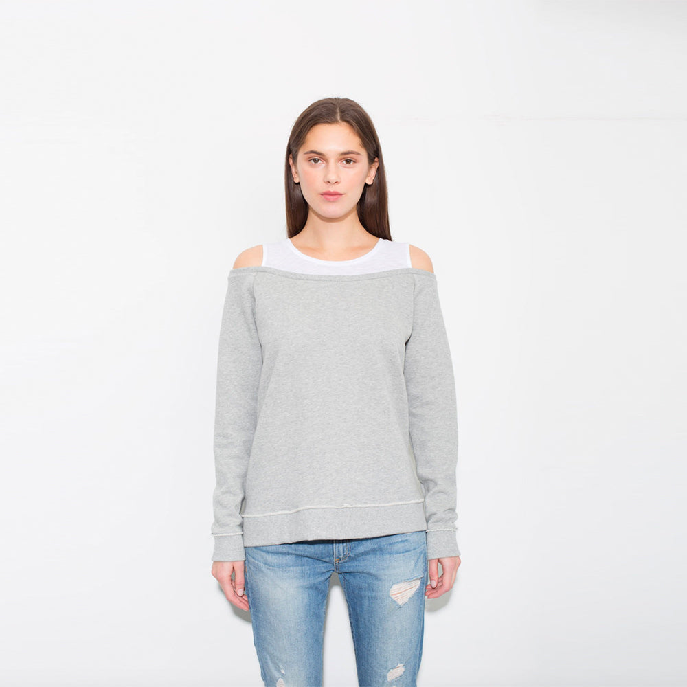 Generation Love Roni Double Layer Sweatshirt