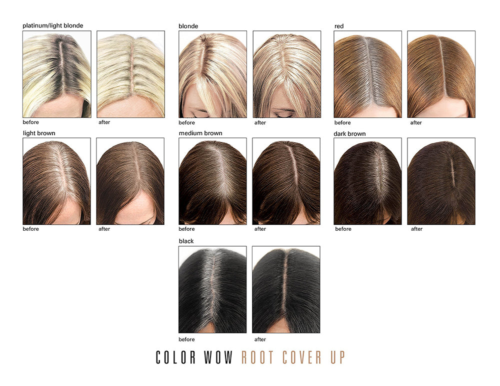 Root Cover Up By Color Wow