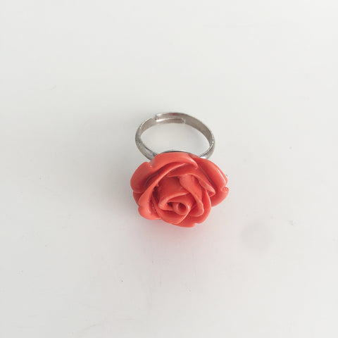 Rose Orange Ring