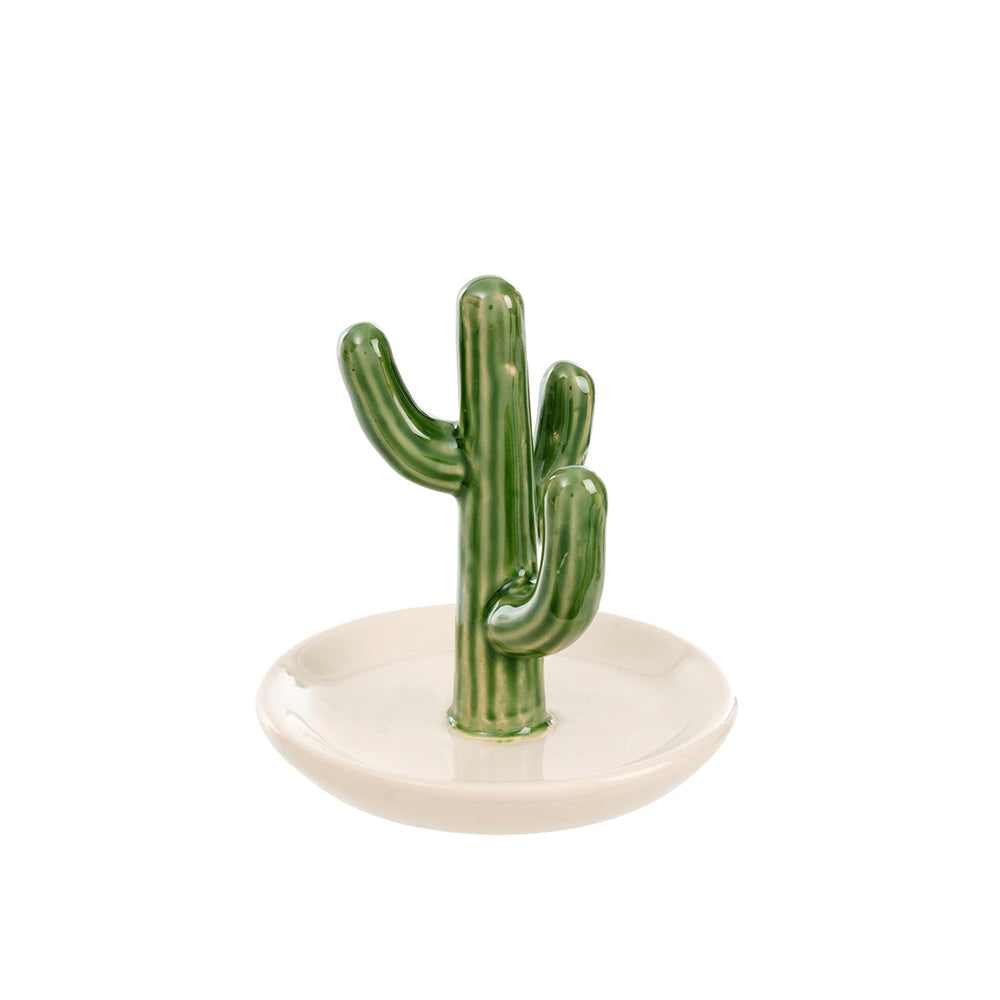 Small Cactus Ring Holder
