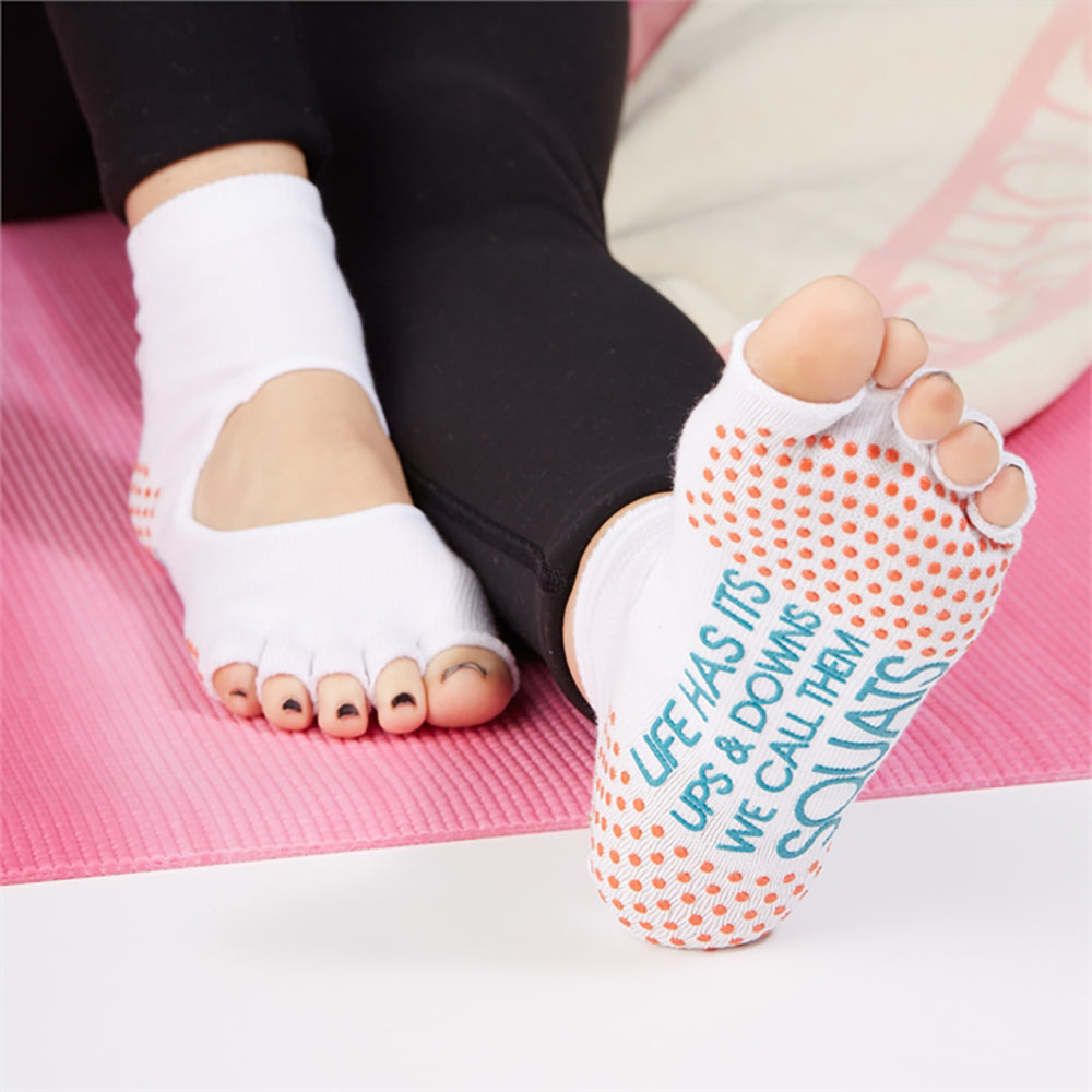 Yoga Toe Socks