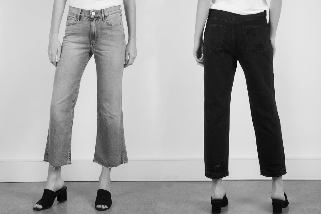 HOW TO WEAR: <BR/>The 'Mum' Jean