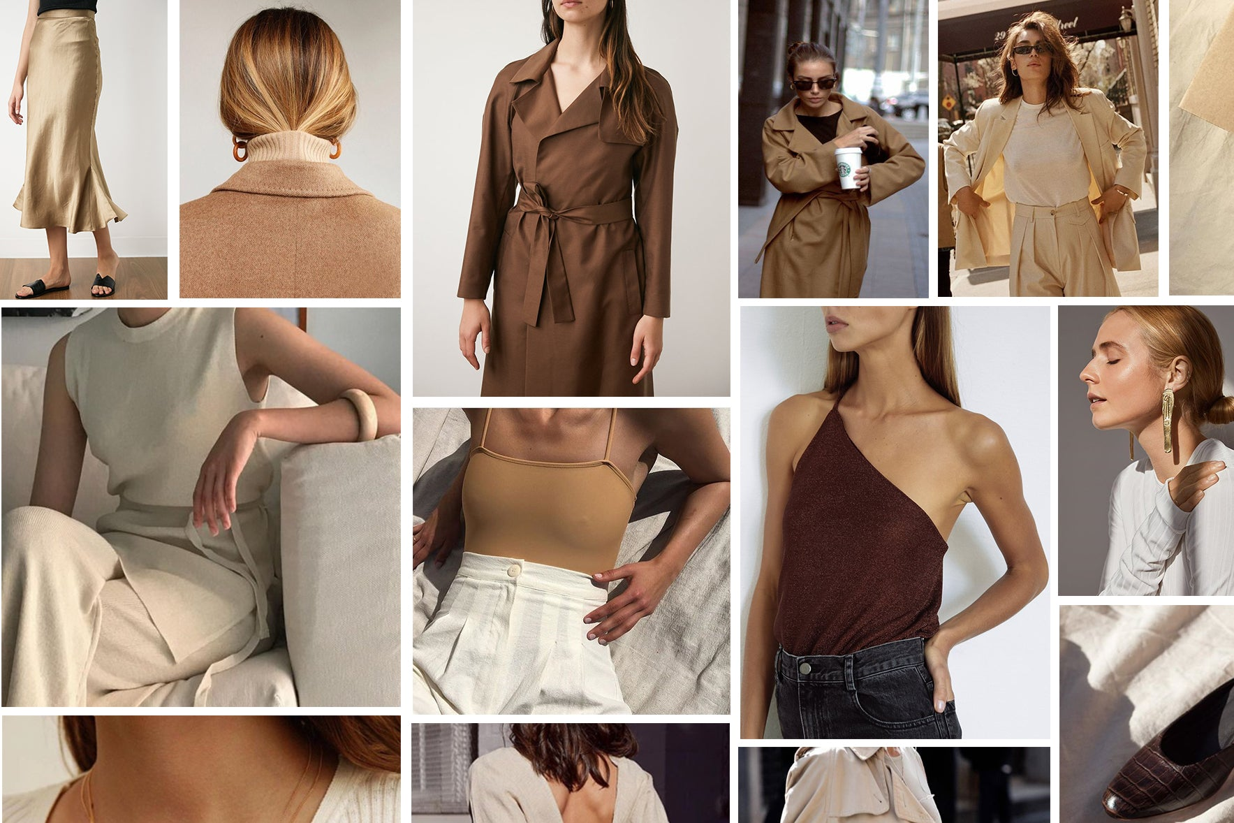 How To Wear Beige Without Being Boring