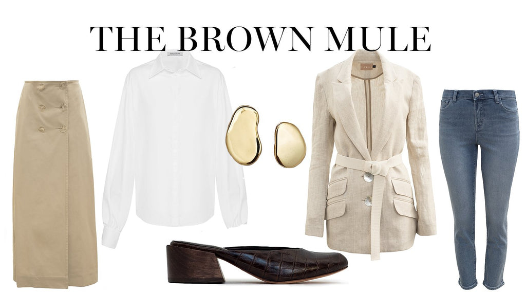 MARI GIUDICELLI The Brown Mule